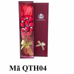 Hoa Hồng 11 Bông thay lời muốn nói QTH04