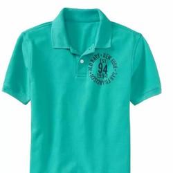 Áo Polo Old Navy màu xanh 94