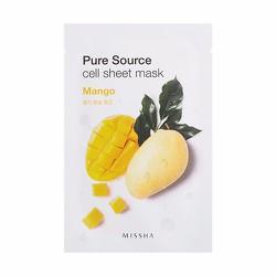 Mặt nạ Pure Source Cell Sheet Mask #Mango