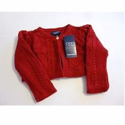 Chaps Cable Knit Shrug - Size 24 tháng