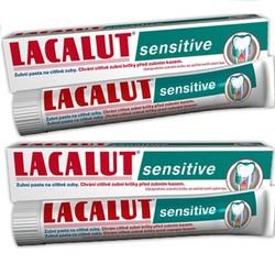 Kem đánh răng Lacalut Sensitive