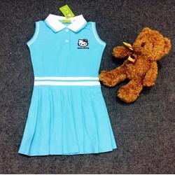 Váy Kitty cực đáng yêu cho các bé