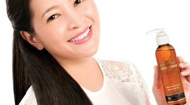 Bộ dầu gội Megumi ngăn ngừa tóc rụng và hỗ trợ mọc tóc 1