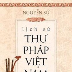 Sách Lịch Sử Thư Pháp Việt Nam