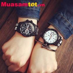 Đồng hồ đôi chống nước - Giá 1 đôi