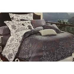 Bộ Drap và ga trải giường giá rẻ đẹp hoa lá cách điệu độc đáo TL46