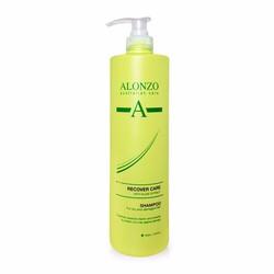 Dầu gội phục hồi tóc khô và hư tổn Alonzo Recover Care 1000ml