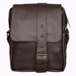 Túi đeo chéo đựng Ipad CNT màu nâu đậm