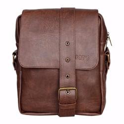 Túi đeo chéo đựng Ipad CNT màu nâu đỏ