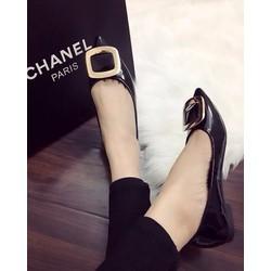 Giày búp bê tag sắt vuông hàng qc full box - G02748-49