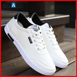 Giày sneaker nam, kiểu dáng thể thao, trẻ trung cá tính