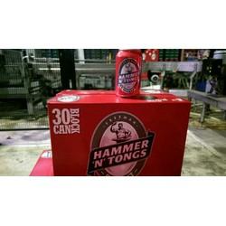 bia  hummer đỏ