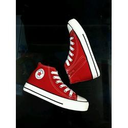 giày  bata cao cổ