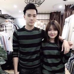 ÁO THUN COUPLE SO HOT HÀN QUỐC