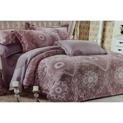 Bộ Drap trải giường khuyến mại giá rẻ đẹp họa tiết dân gian TL45