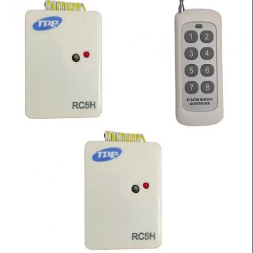 Bộ 2 công tắc điều khiển từ xa cho máng đèn sóng RF TPE RC5H, Remote - 4135404 , 4741242 , 15_4741242 , 475000 , Bo-2-cong-tac-dieu-khien-tu-xa-cho-mang-den-song-RF-TPE-RC5H-Remote-15_4741242 , sendo.vn , Bộ 2 công tắc điều khiển từ xa cho máng đèn sóng RF TPE RC5H, Remote