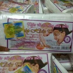 Khăn vải đa năng Baby Hiền Trang 300 miếng
