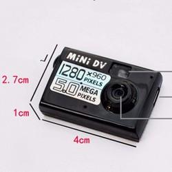 Camera  Mini DV MD80 Y2000