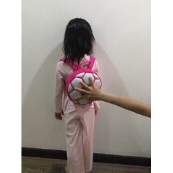 Balo trái banh cho bé đi học