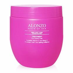 Kem hấp cho tóc nhuộm Alonzo Brilliant Care Treatment 500ml