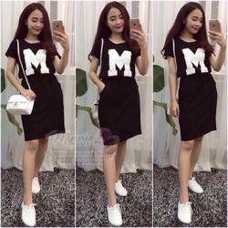 Đầm MMM thời trang cho teen