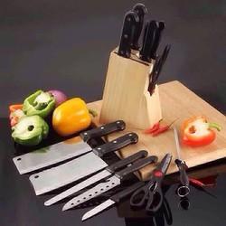 Bộ dao có hộp gỗ
