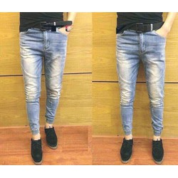 QUẦN JEAN NAM SKINNY NEW FASHION