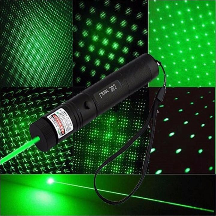 Đèn Pin Tia Laser 303 5