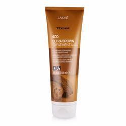 Kem ủ tóc cho tóc nhuộm nâu Lakme Teknia Ultra Brown 250ml