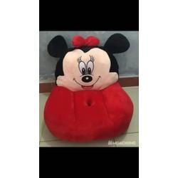 Ghế đệm nhồi bông hình chuột Micky