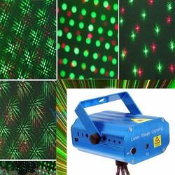 Đèn laser mini cảm biến âm thanh