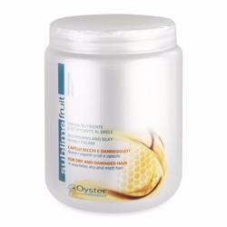 Kem hấp mật ong phục hồi tóc khô Oyster Sublime Fruit 1000ml