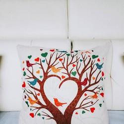 vỏ gối sofa