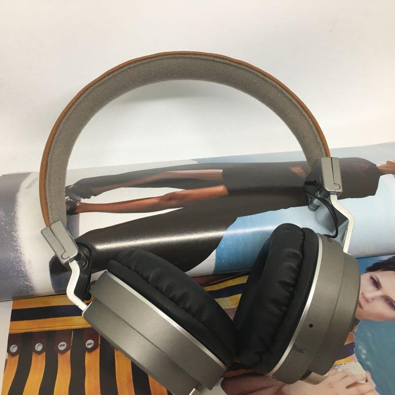 Tai nghe chụp bluetooth QC55 không dây 4