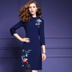 Đầm nữ kiểu dáng cực xinh DV610