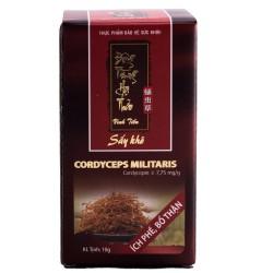 Đông Trùng Hạ Thảo sấy khô hộp 10 gram