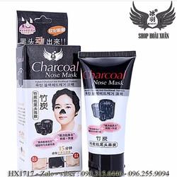 Gel lột mụn cám mụn đầu đen than tre Charcoal Nose Mask - HX1717