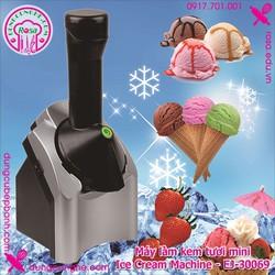 Máy làm kem tươi mini -  Ice Cream Machine - EJ-30069