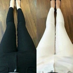 Quần skinny OTO đen sz 10 cho ng 80kg
