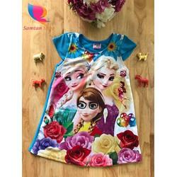 Váy công chúa Elsa