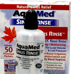 Hộp xoang Aquamed sinus rinse