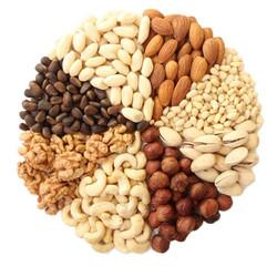 Hạt sấy khô bổ dưỡng