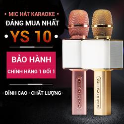 micro karaoke bluetooth lien loa mini ys 10