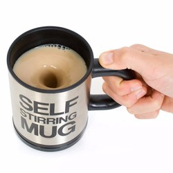 Cốc tự khuấy pha cà phê thông minh