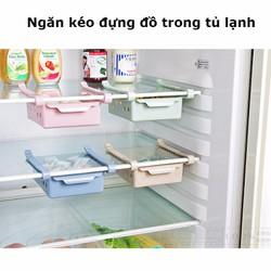 Khay kéo để đồ trong tủ lạnh