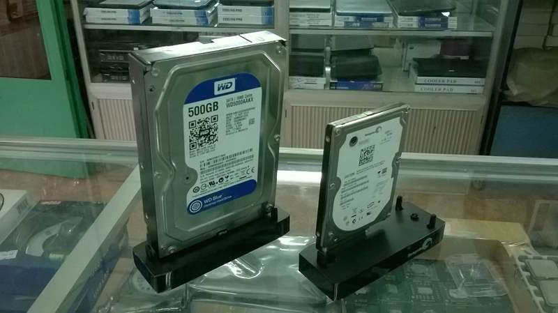 Bộ chuyển ổ cứng sata sang usb 1