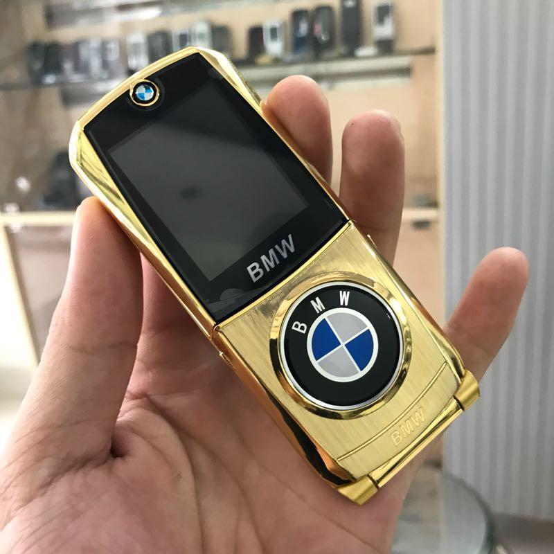 Điện thoại BMW 760 Gold Plus Full Box 4