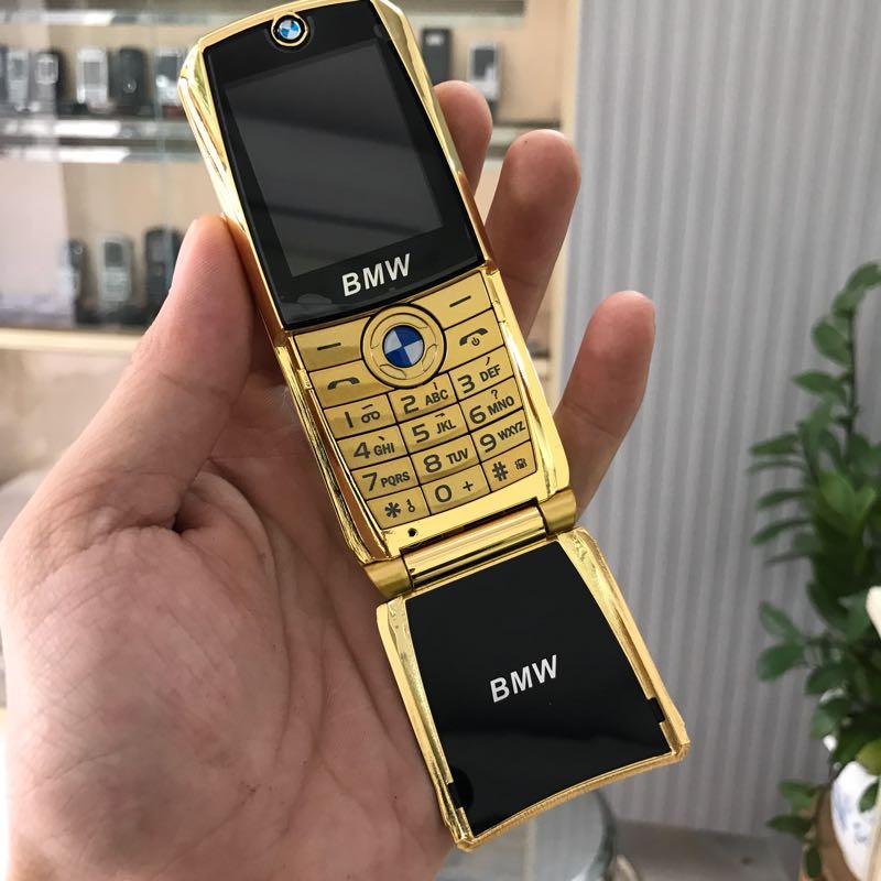 Điện thoại BMW 760 Gold Plus Full Box 3