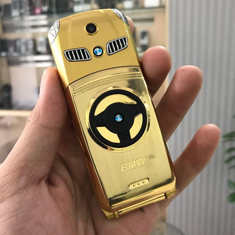 Điện thoại BMW 760 Gold Plus Full Box 2