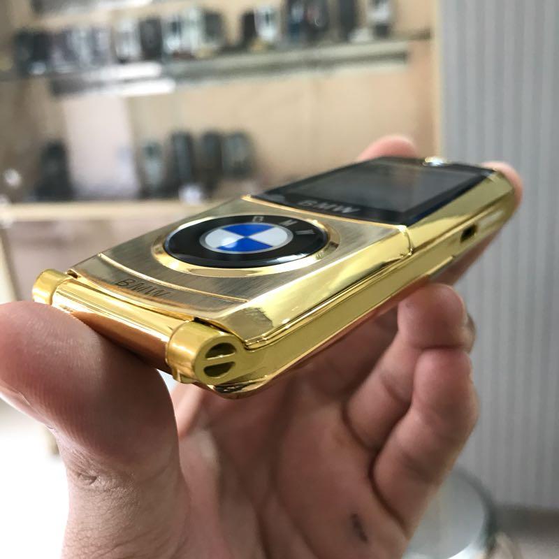 Điện thoại BMW 760 Gold Plus Full Box 6